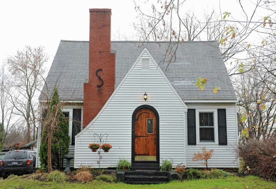 Click through the slideshow to view examples of common architecture types in the Capital Region. Photo: Lori Van Buren / 00034126A