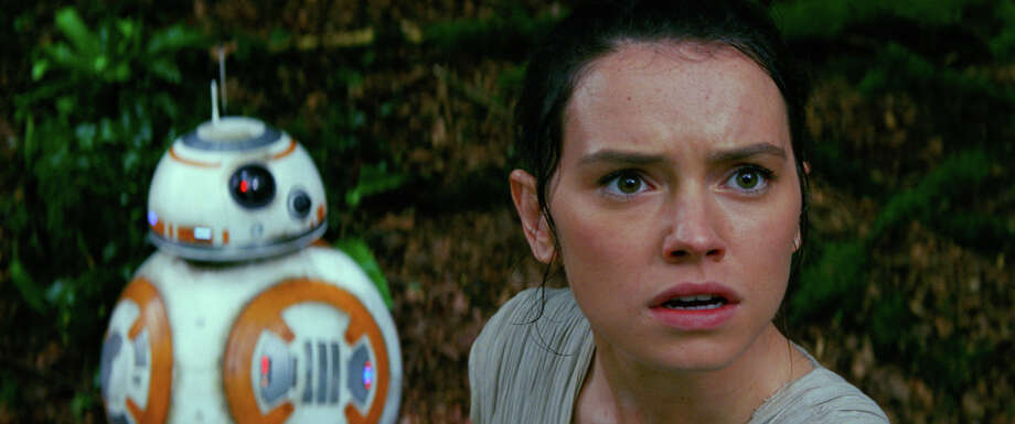 """""""Star Wars: The Force Awakens"""" (Dec. 18) Genre: Fantasy  Elevator pitch: Three words: More """"Star Wars""""! Three more words: Han, Luke, Leia! Star Power: The return of """"Star Wars"""" stalwarts Harrison Ford, Mark Hamill and Carrie Fisher, plus sure-to-be breakout stars Daisy Ridley and John Boyega. In its favor: Director J.J. Abrams' love of the original trilogy's real sets and practical effects, plus a focus on plot and character over trade federations and midi-chlorians. Pressing question: Can box-office champs """"Avatar"""" and """"Titanic"""" repel a movie of this magnitude? René A. Guzman Photo: Lucasfilm Ltd."""