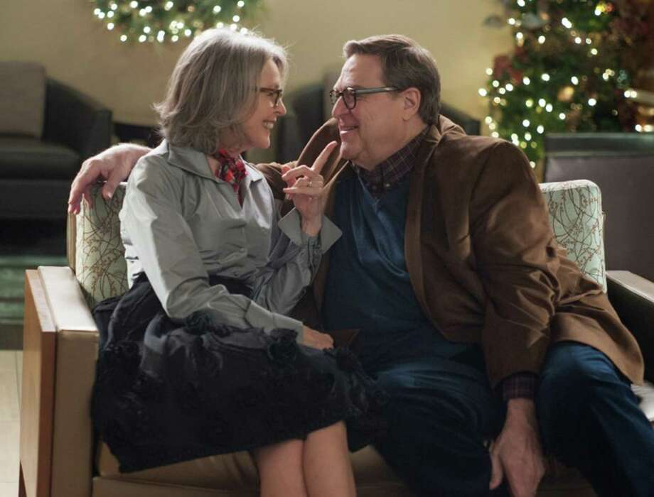 "John Goodman and Diane Keaton star in ""Love the Coopers."" (CBS Films) Photo: CBS Films, HO / TNS"
