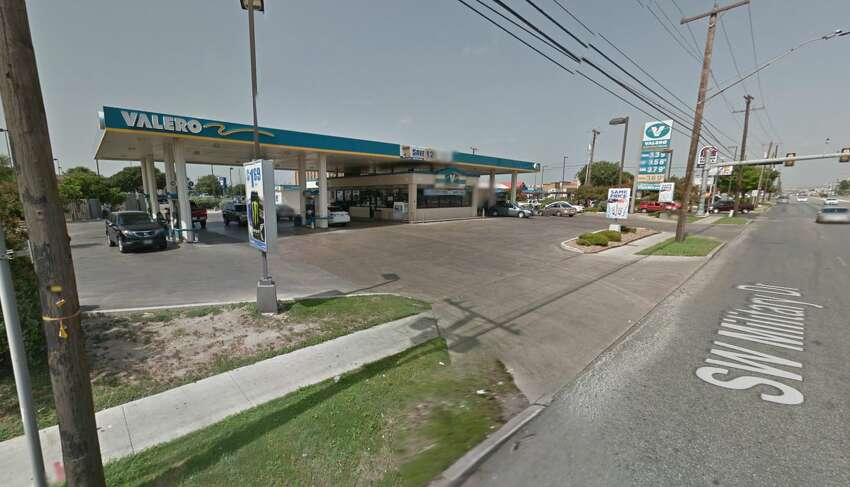 Valero Location: 2950 Southwest Military Dates: Feb. 5 Number of skimmers found: 1