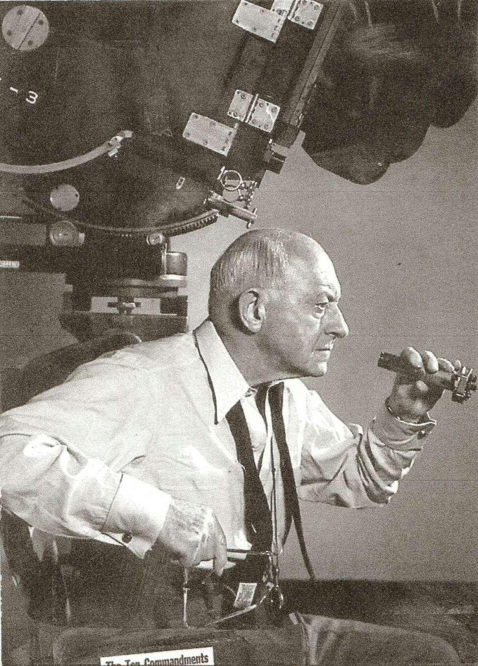 Cecil B. DeMille (Pine Hills film Colony)