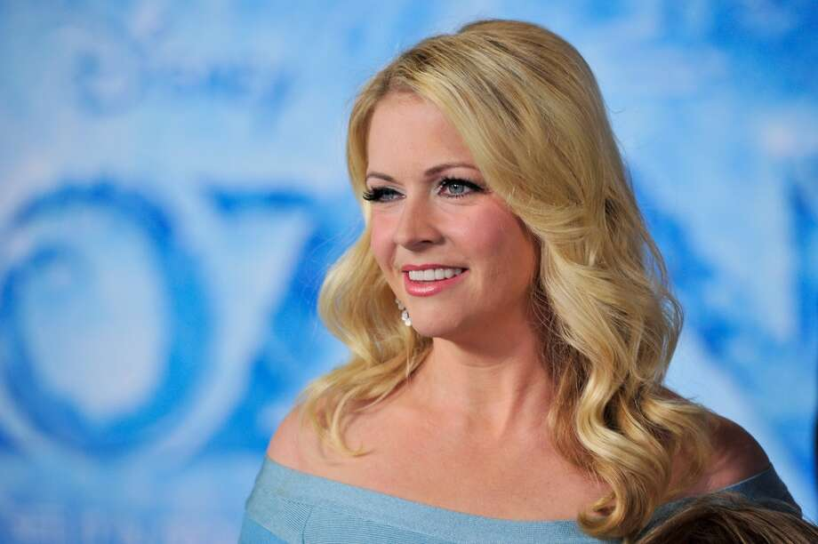 "HOLLYWOOD, CA - NOVEMBER 19:  Actress Melissa Joan Hart attends the premiere of Walt Disney Animation Studios' ""Frozen""at the El Capitan Theatre on November 19, 2013 in Hollywood, California.  (Photo by Frazer Harrison/Getty Images) Photo: Getty Images"