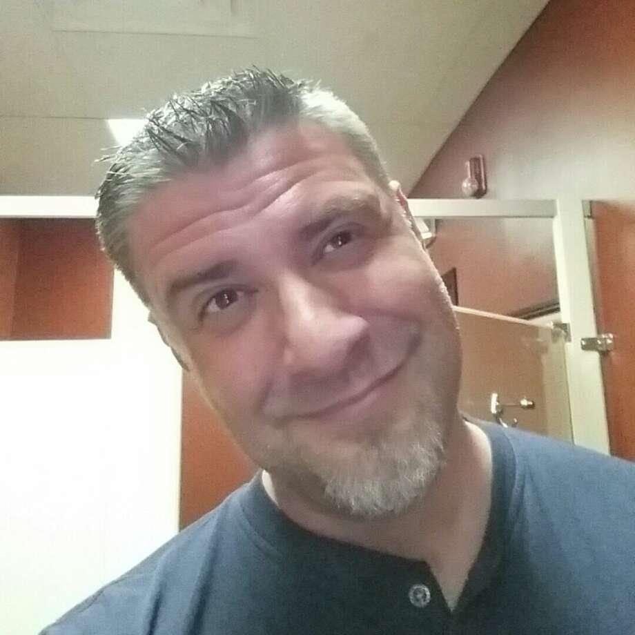Former Stamford resident Gino Risola, 41, was murdered Saturday in Waukee, Iowa. Photo: Contributed Photo / Stamford Advocate Contributed