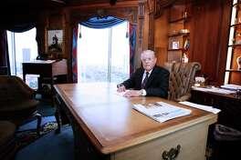 Robert L. Waltrip, founder of Service Corporation International, based in Houston.