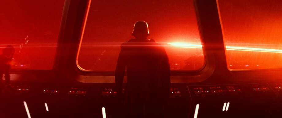 """Star Wars: The Force Awakens"" is Episode VII in the saga. Photo: Star Wars: The Force Awakens"