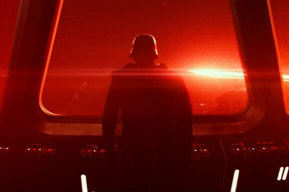 A scene from Star Wars: The Force Awakens which opens Dec. 18. 2015  Star Wars: The Force Awakens  Ph: Film Frame  © 2014 Lucasfilm Ltd. & TM. All Right Reserved..