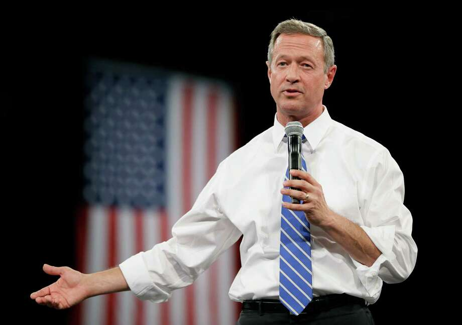Democratic presidential candidate and former Maryland Gov. Martin O'Malley said Thursday he wants to extend more protections to immigrants living in the U.S. without authorization. Photo: Charlie Neibergall, STF / AP
