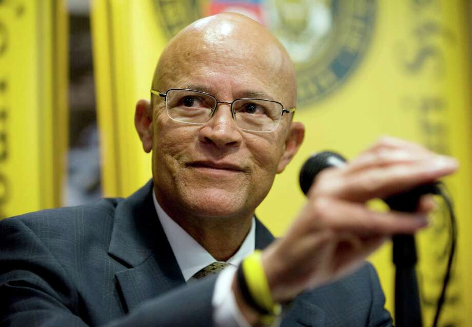 Michael Middleton was named interim president of the University of Missouri system Thursday, taking over during a time of racial unrest at the university. Photo: Daniel Brenner, MBO / Columbia Daily Tribune