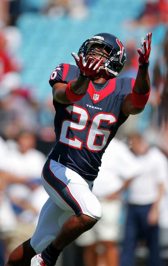 Free safety Rahim Moore and the Texans defense still have work to do.  Photo: Chris Keane, FRE / FR127116 AP
