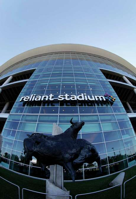 The site is the same, but the name is different. The 2011 Final Four was at Reliant Stadium, now called NRG Stadium. Photo: Aaron M. Sprecher, CTR / CHERA