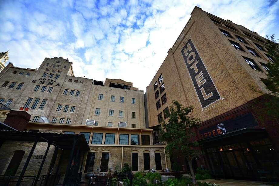 Hotel Emma One Of San Antonio S Newest Luxury Destinations Celebrated Its Grand Opening Nov