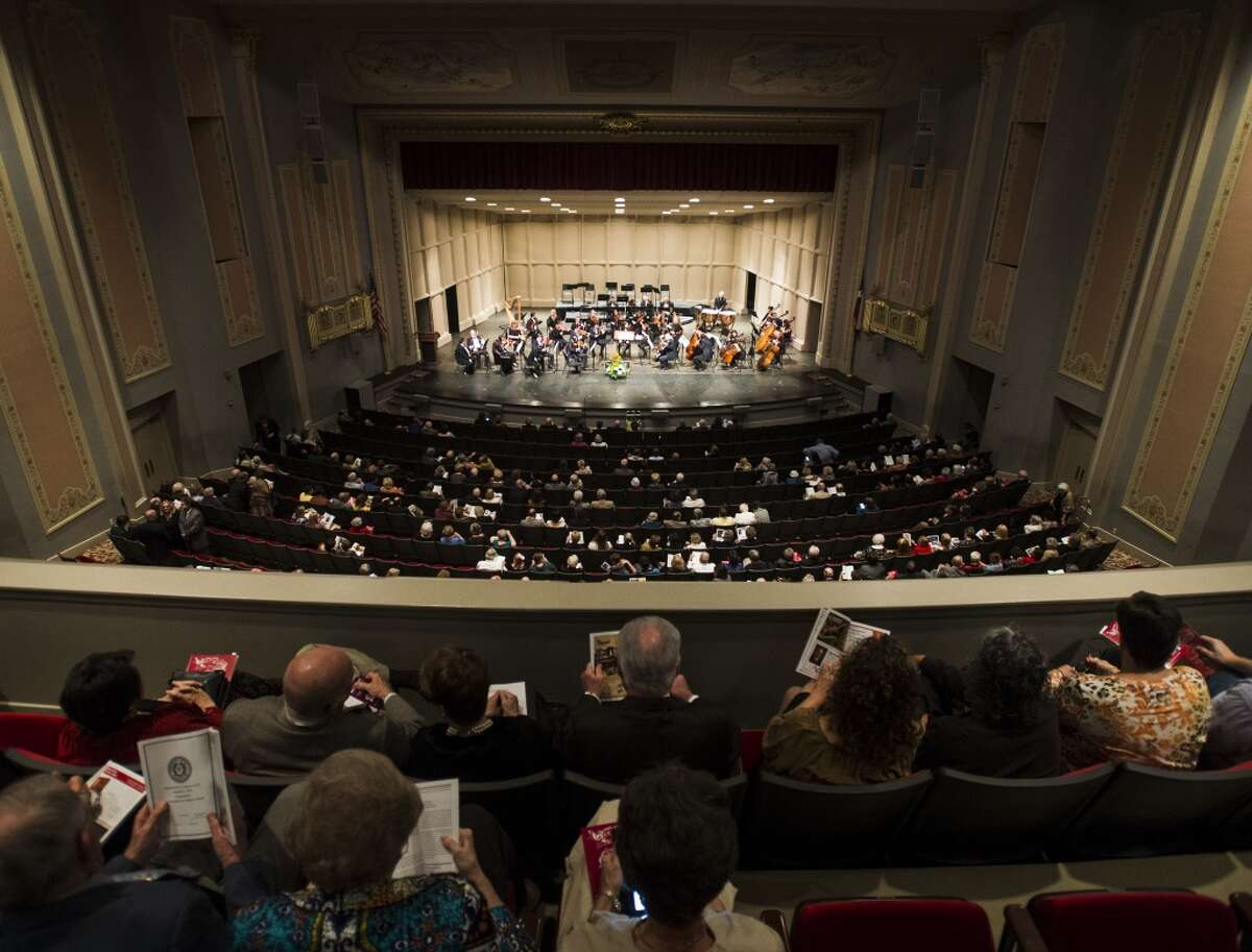 SATURDAY: SYMPHONY OF SOUTHEAST TEXAS Enjoy a night learning about one of classical music's most famous composers: Beethoven. Tickets start at $18.