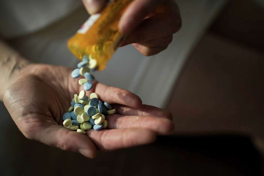 Adderall, which is classified as a Schedule II drug by the DEA, is the brand name for a drug containing a combination of amphetamine and dextroamphetamine, both of which are central nervous system stimulants. This combination of drugs is used to treat narcolepsy and attention deficit hyperactivity disorder. Photo: ELIZABETH D. HERMAN / New York Times / NYTNS