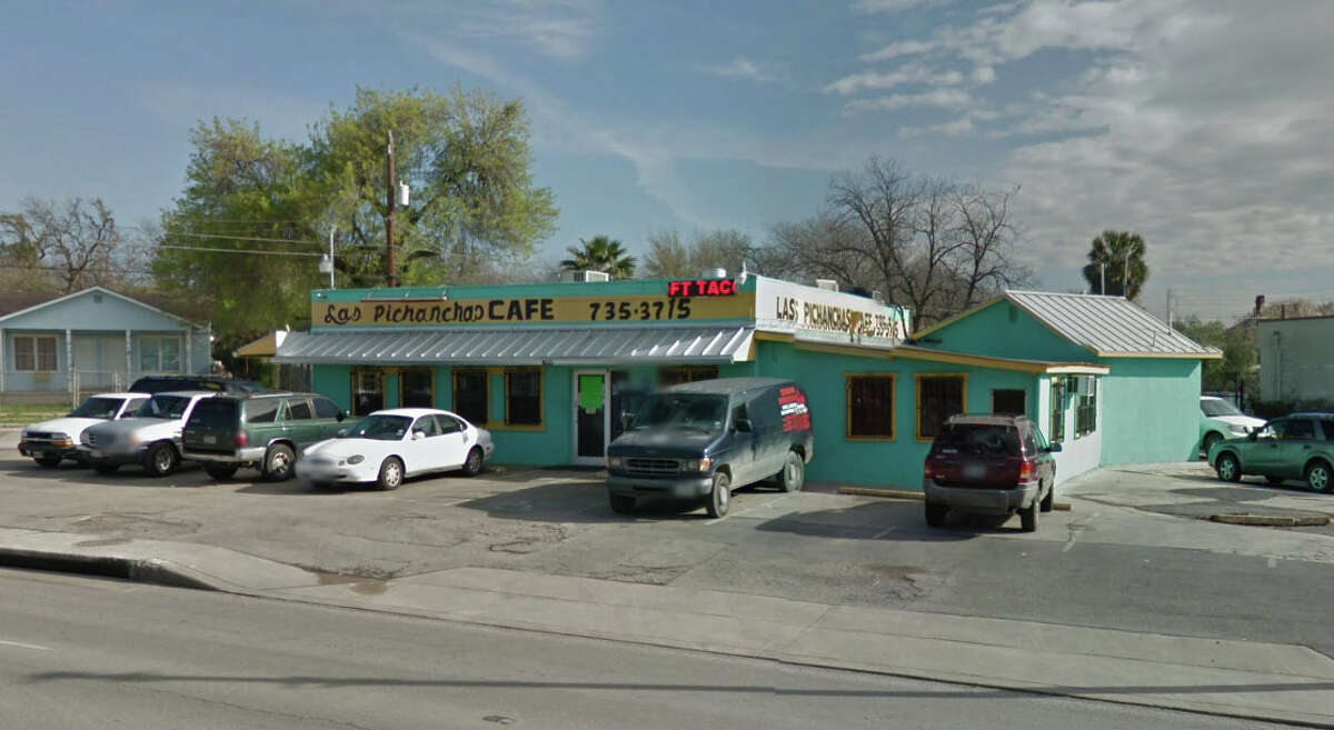 LAS PINCHANCHAS CAFE: 450 FREDERICKSBURG RD San Antonio , TX 78201 Date: 11/06/2015 Demerits: 15Highlights: Cooked potentially hazardous foods must be cooled from 135 to 70 degrees within 2 hours, do not add Fabuloso to bleach solution used for wiping down tables, need to have thermometers that are accurate.
