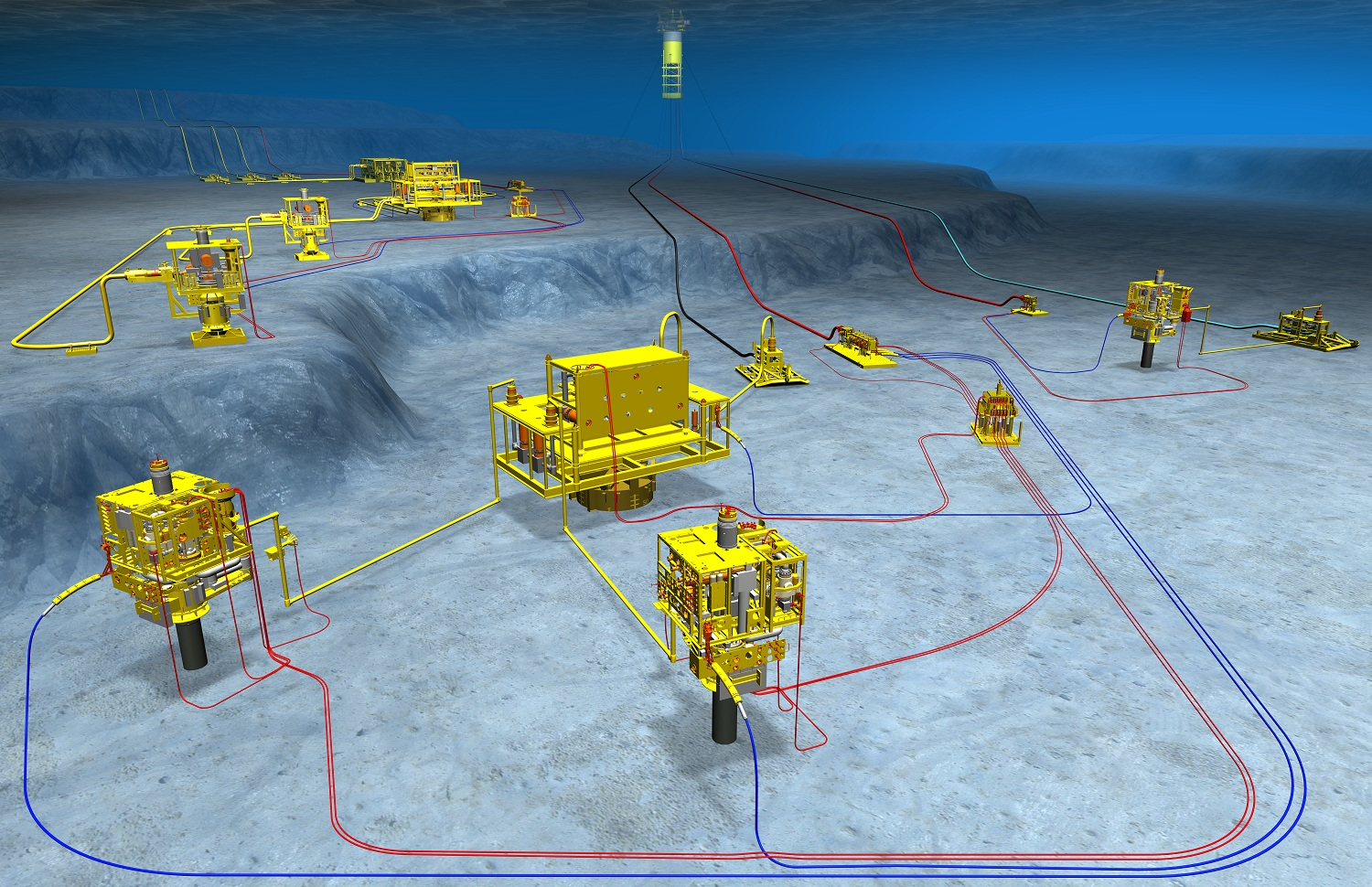 New Tech Moves Forward In Deepwater Projects Houston