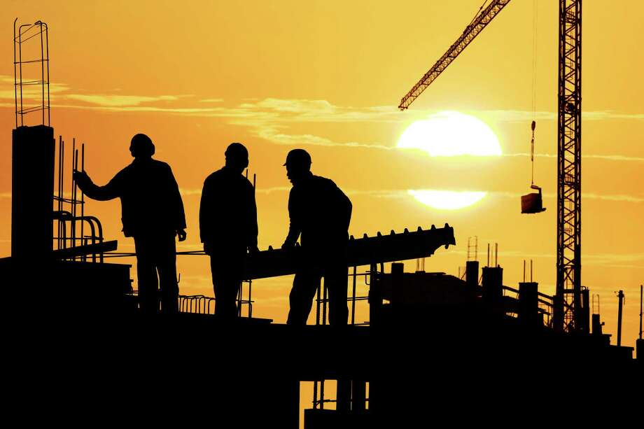 Construction in the petrochemical industry is adding thousands of jobs for skilled trades. / iStockphoto