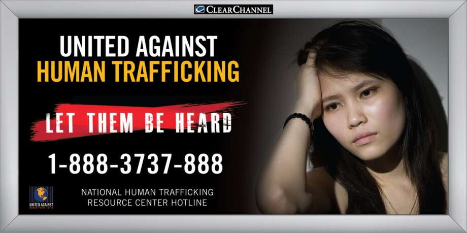 PHOTOS: Human trafficking in Houston