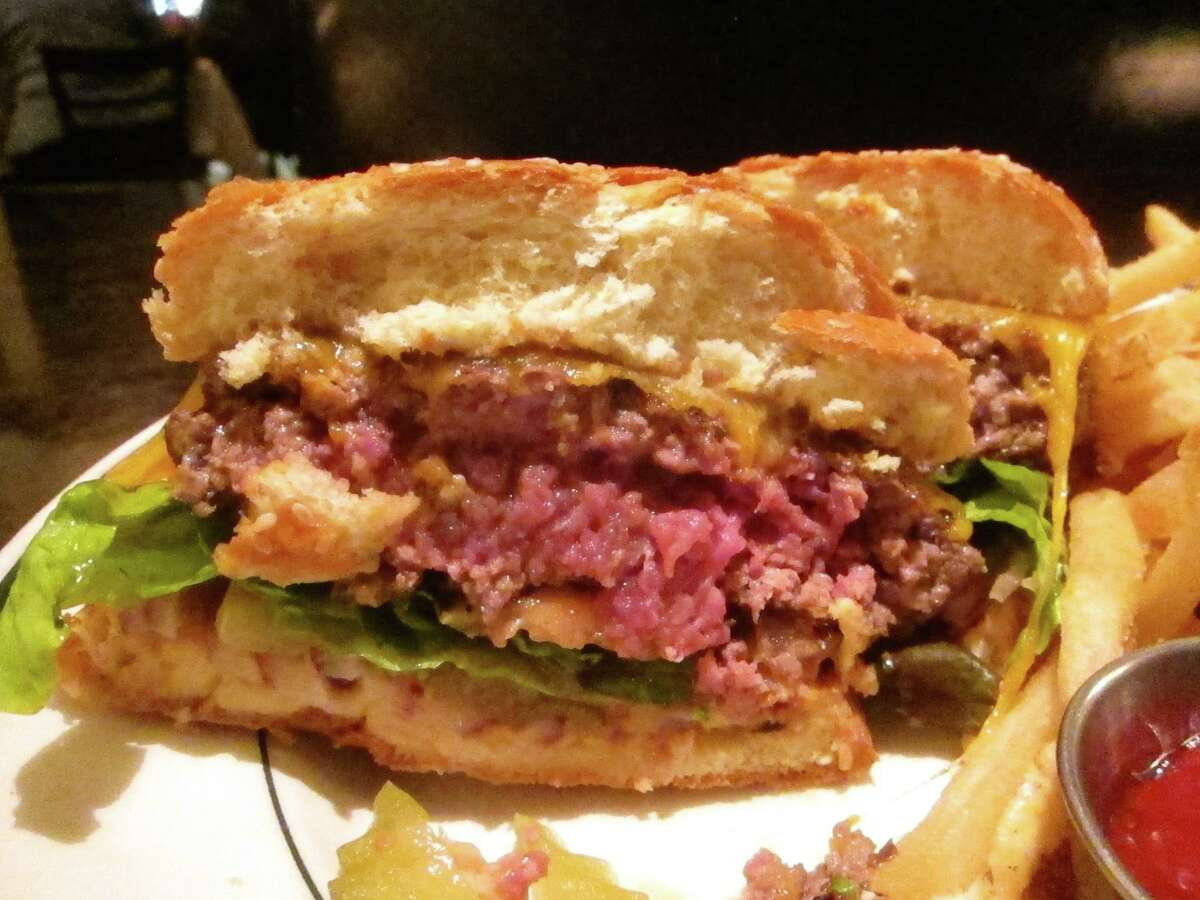 Inside the Chop House Burger at the Daily Grill.