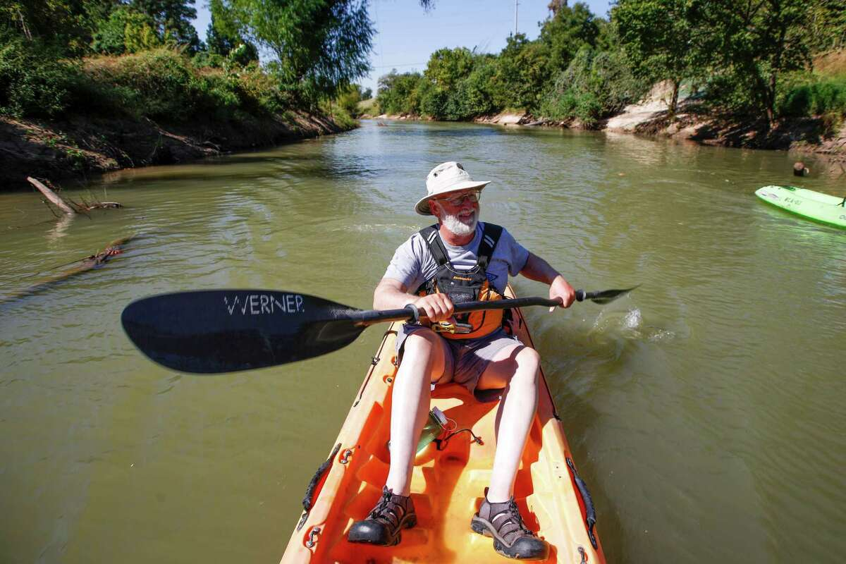 Bayou City Adventures Kayaking Tours Head out onto Buffalo Bayou for this spectacular tour, and see Houston in a way you've never seen it before. Address:1520 Silver St Houston, TX 77007 Phone: 713-538-7433 Website: bayoucityadventures.org
