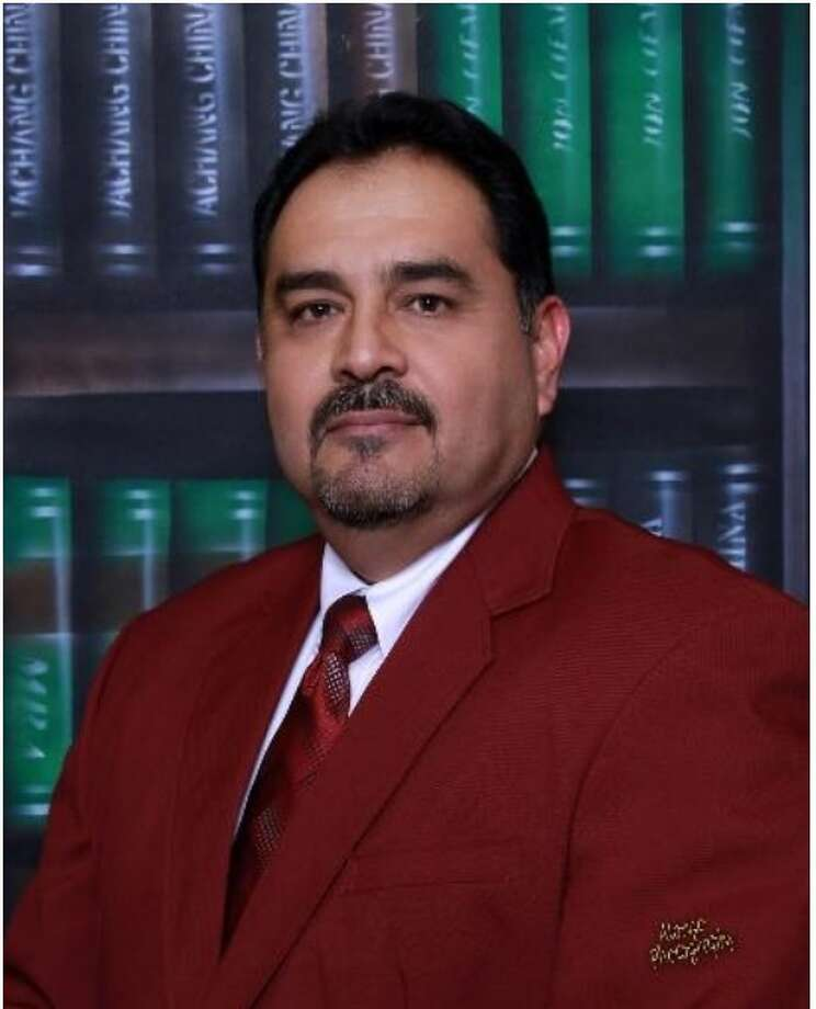 Eloy Infante, a board member at Donna ISD, was charged with federal bribery charges in November 2015. Photo: Donna ISD