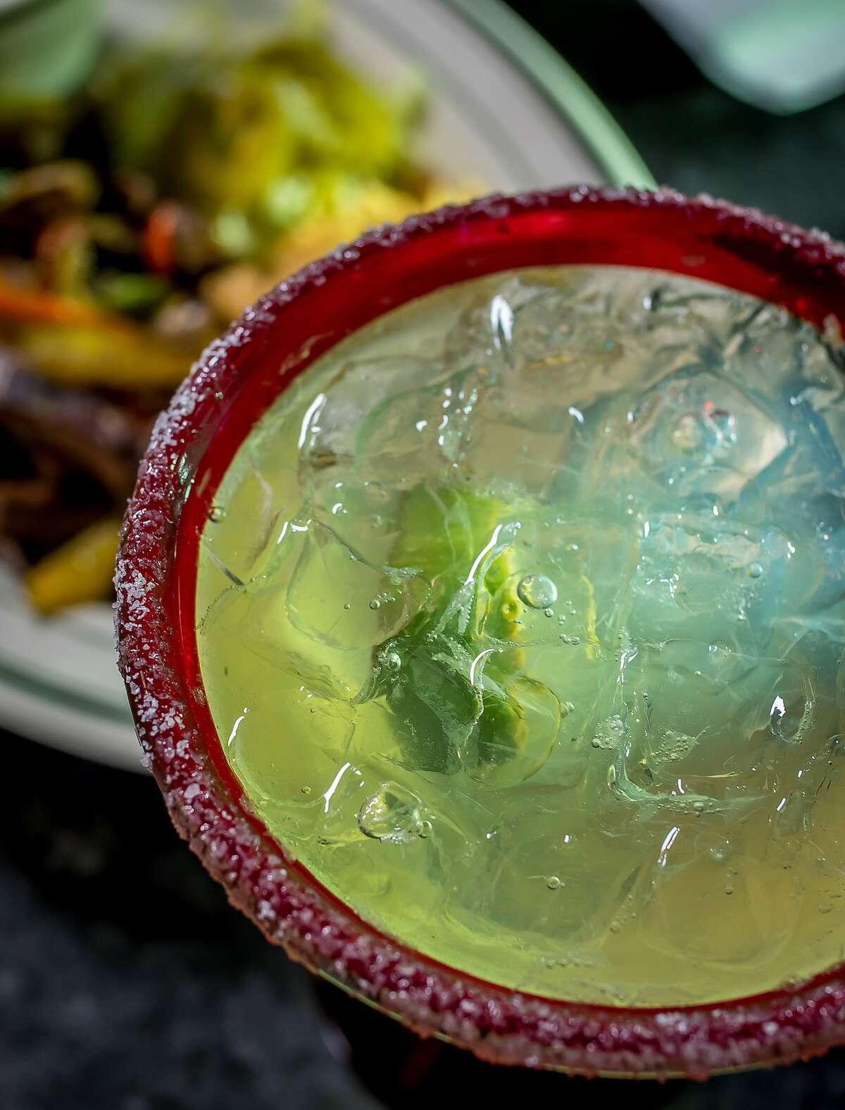 "The ""Cadillac Margarita"" at the Cadillac Bar & Grill in San Francisco, Calif. is seen on Thursday, November 12th, 2015."