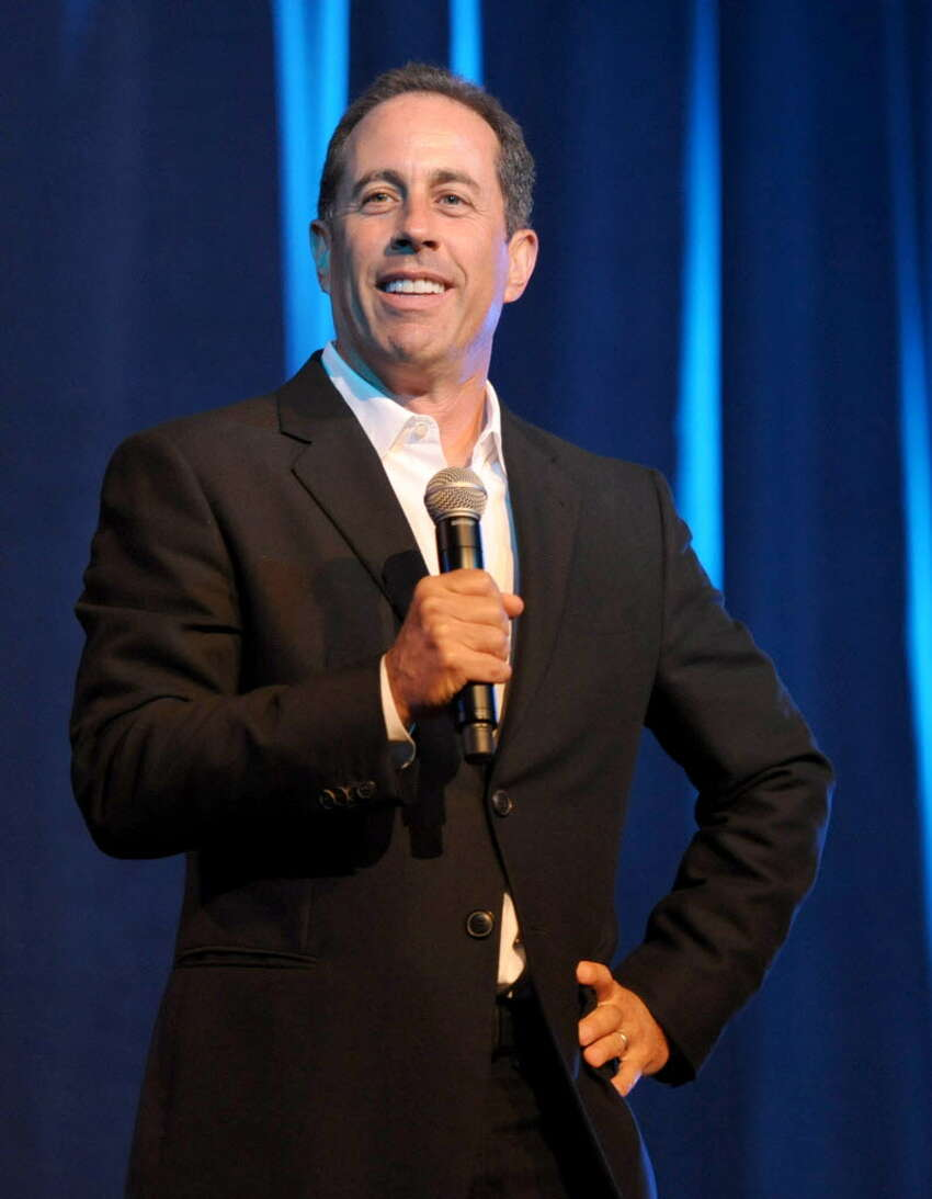Jerry Seinfeld - comedian, actorSeinfeld's maternal grandparents are from Aleppo, Syria's largest city.