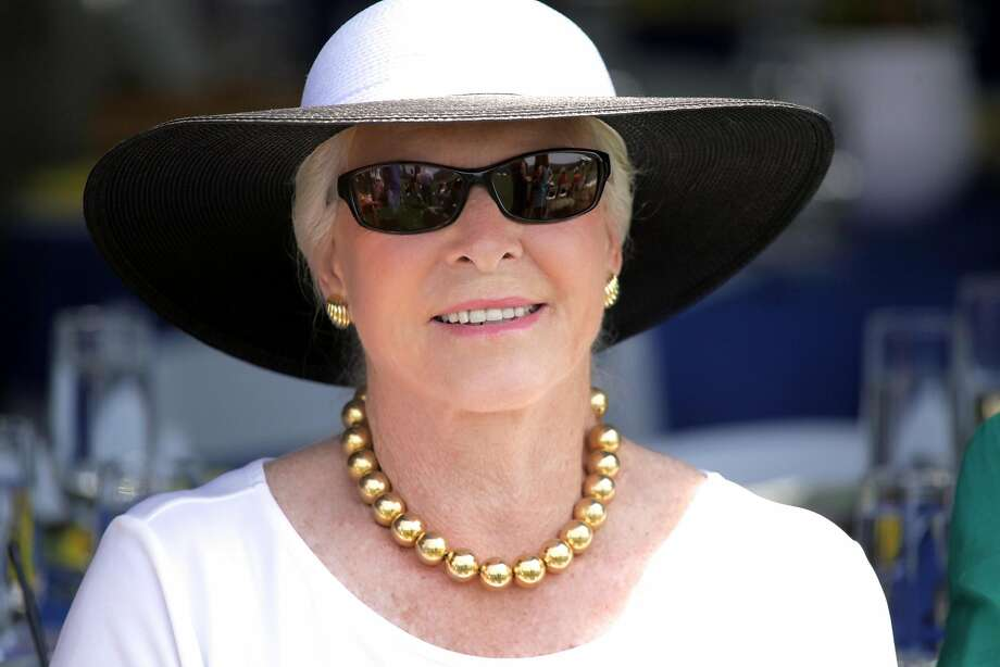 In this June 22, 2013 photo, Lois Colley attends a match at the Mashomack Polo Club in Pine Plains, N.Y. Lois Colley, 83, a socialite known to mingle among New York's most powerful families, and the wife of a millionaire McDonald's franchisee, was found dead in the couple's North Salem, N.Y., hilltop estate Monday, Nov. 9. Photo: Peter T. Michaelis, Associated Press