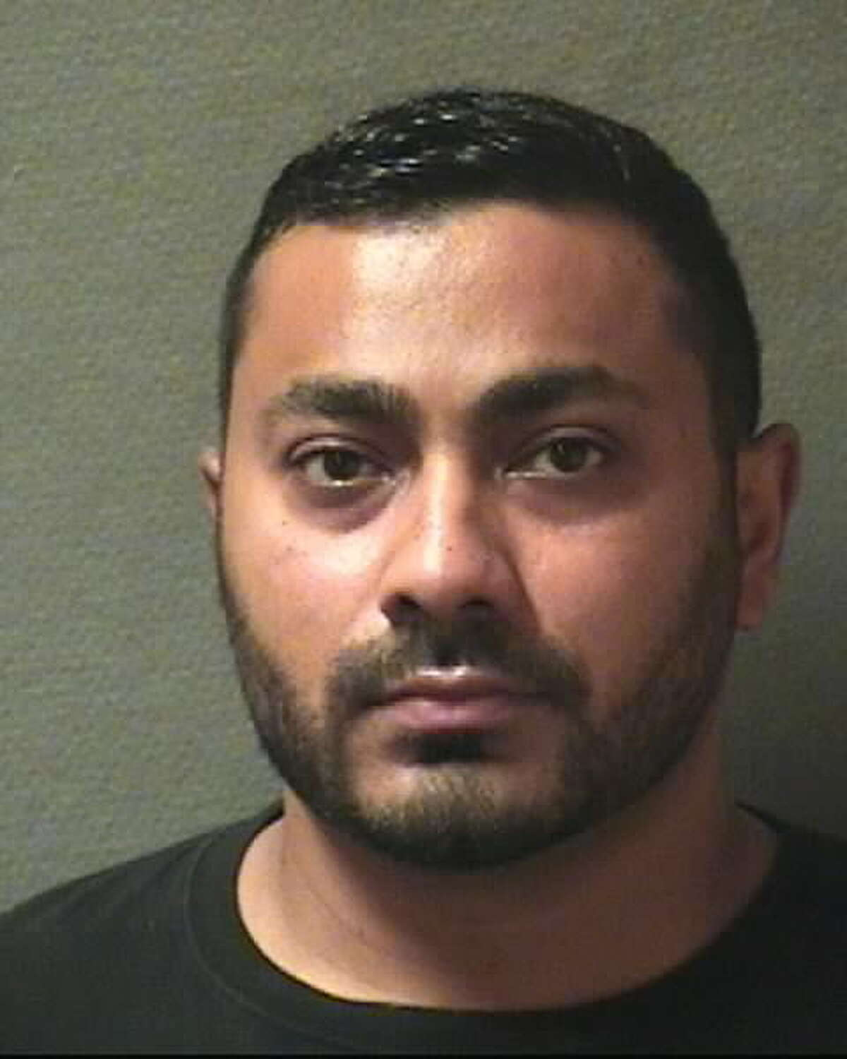 Nofil Amin, 32, was charged with prostitution following a Houston Police Vice Division initiative Nov. 10, 2015 in northeast Houston.