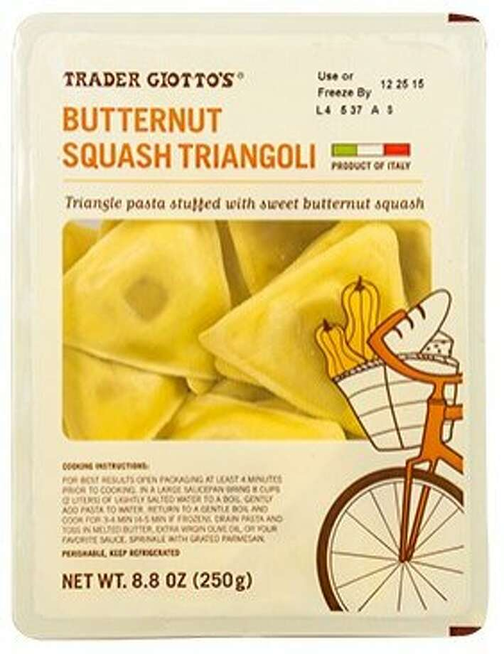 Trader Joe's is recalling its Trader Giotto's Butternut Squash Triangoli. Photo: Trader Joe's