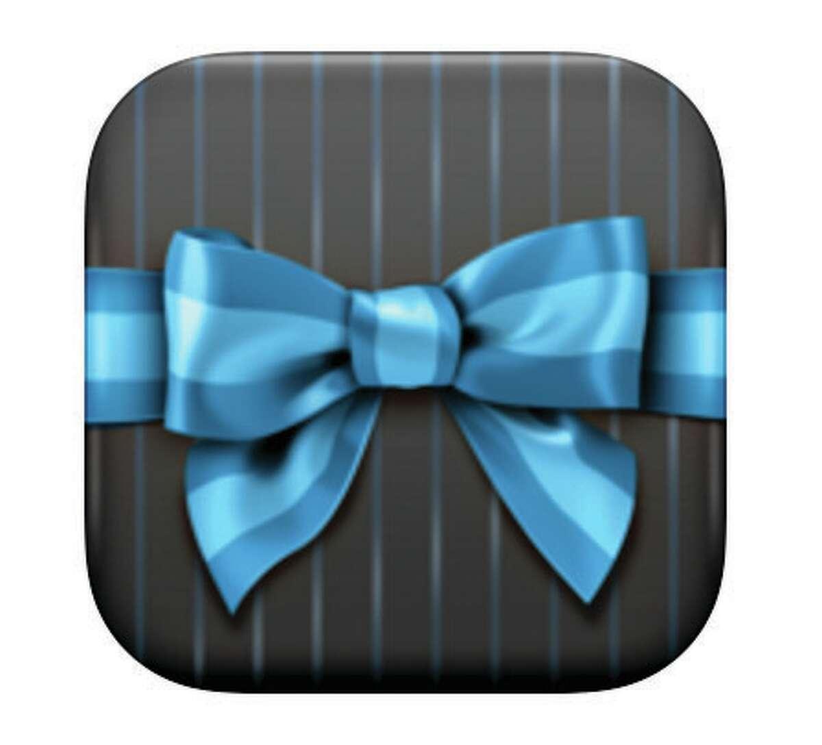 Gift Planner app
