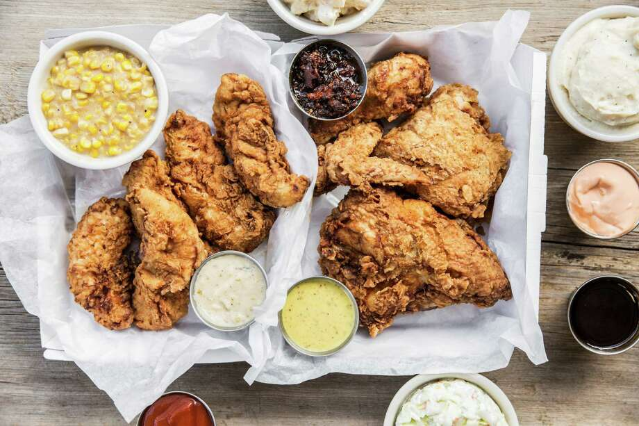 Lee's Fried Chicken & DonutsWhat: Fried chicken and donutsWhere:  601 Heights Blvd. Photo: Julie Soefer