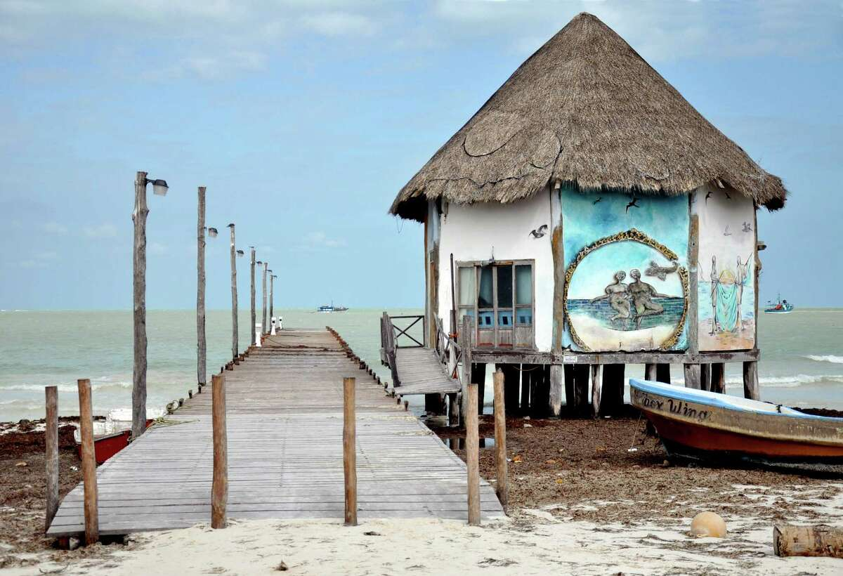 Sparsely populated Isla Holbox remains an unspoiled treasure on Mexico's Yucatán Peninsula.