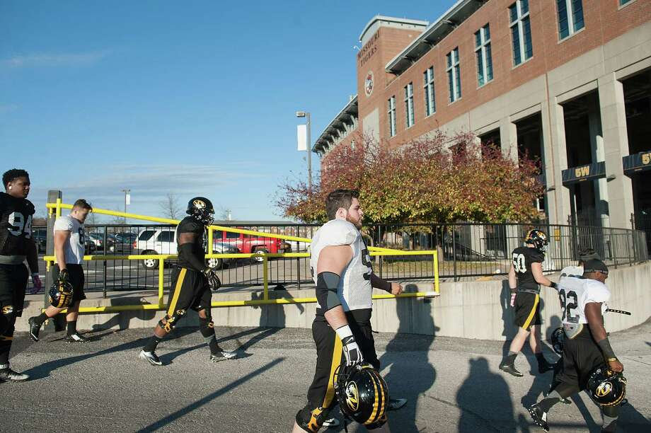 University of Missouri football players return to practice after threatening to sit out a game if the university president did not resign. Now that the president is gone, the next administrator should be selected on the basis of both diversity and quality, a reader says. Photo: Michael B. Thomas /Getty Images / 2015 Getty Images