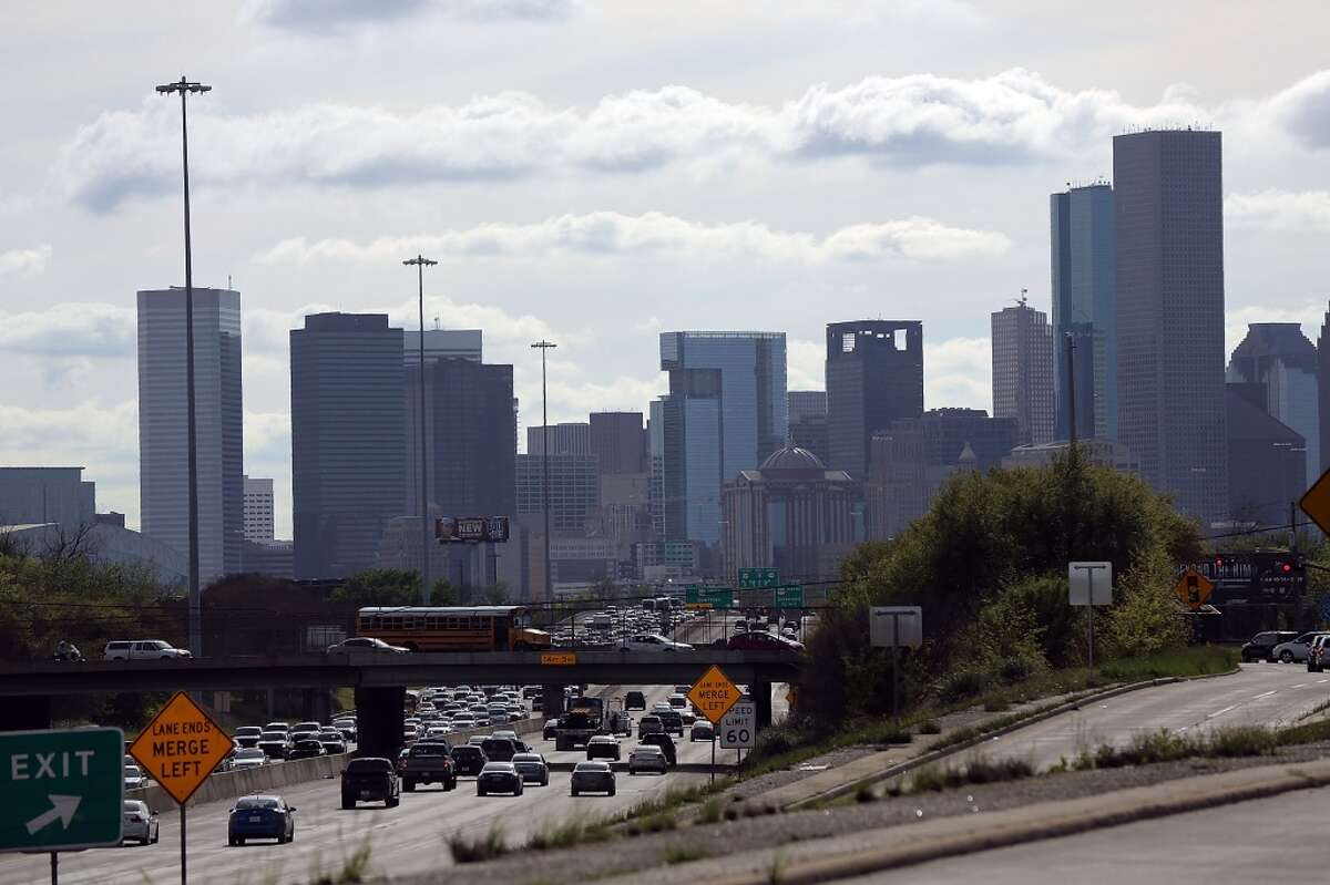 In just the last five years Houston tripled its oil production and delivered hundreds of billions of dollars into the economy. But now the city's oil sector is fighting a slump in oil prices. The reality hasn't kept people from investing as