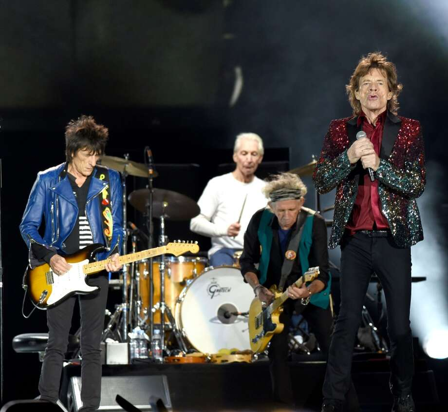 "Rolling Stones to Donald Trump:  Hey you, get off of our songs.  They want The Donald to stop using ""Start Me Up"" and ""Sympathy for the Devil"" at his rallies."