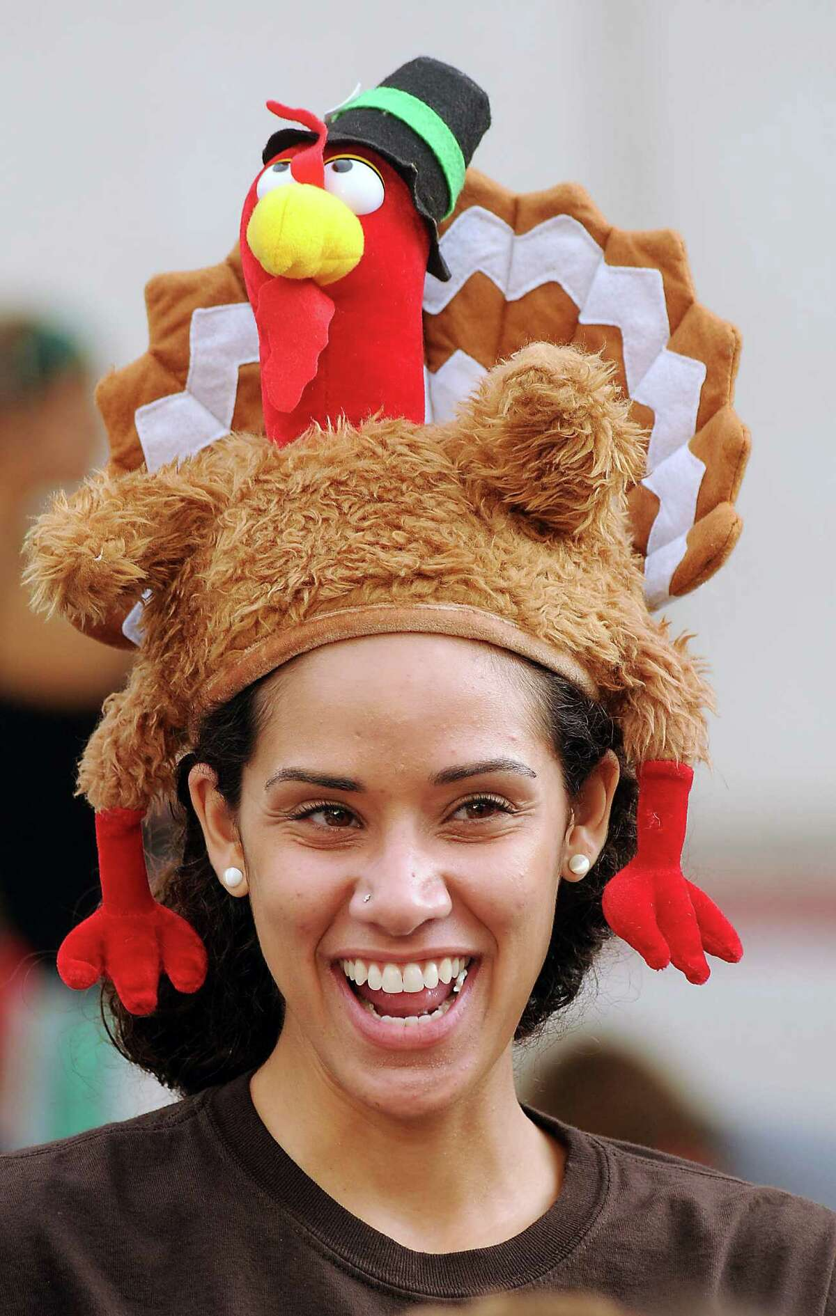 Don't let that holiday turkey go to your head. Lace up those running shoes and take part in one of the many turkey trots in the area.