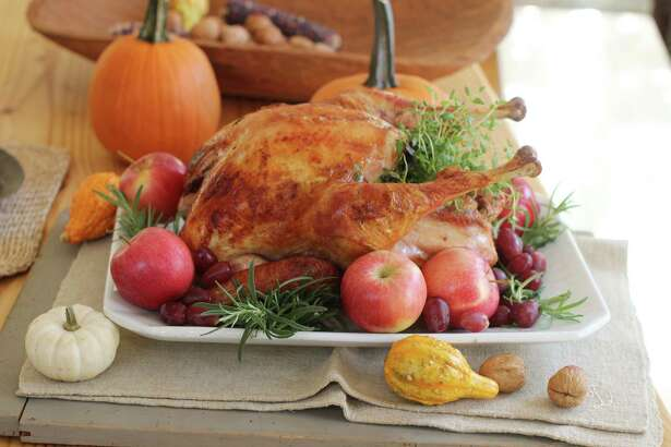 A 6-ounce portion of turkey contains 230 calories.