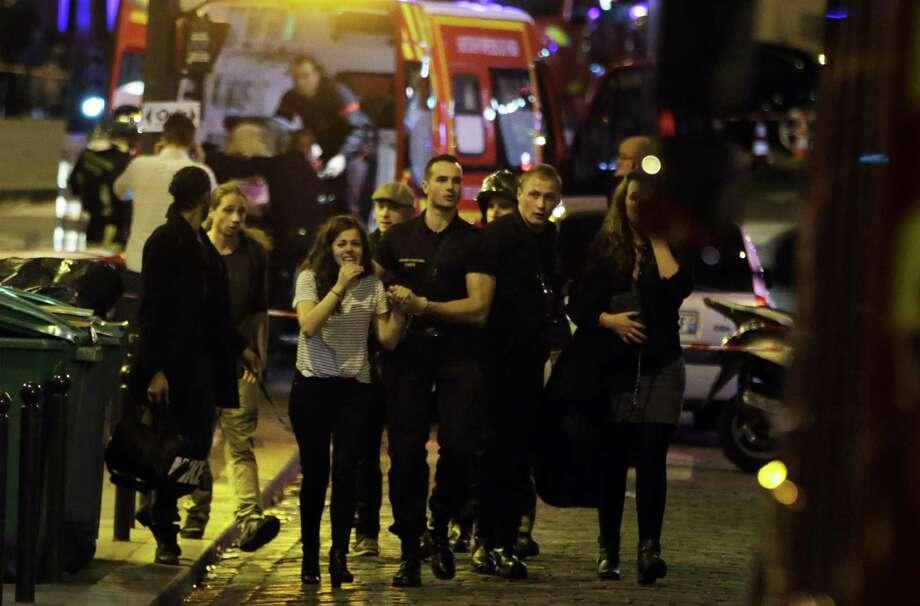 Paris terrorist attacks | Photo Credits: KENZO TRIBOUILLARD/AFP/Getty Images