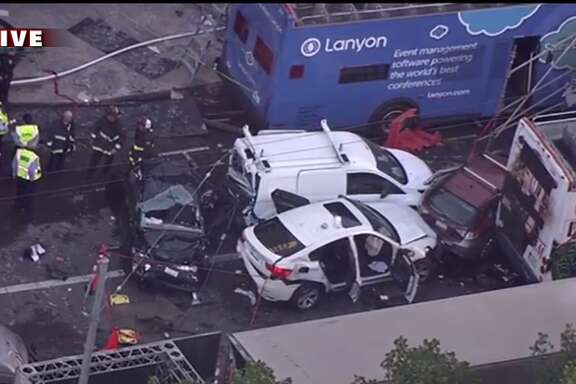Tour bus in union square crash not inspected properly for Chp motor carrier safety unit