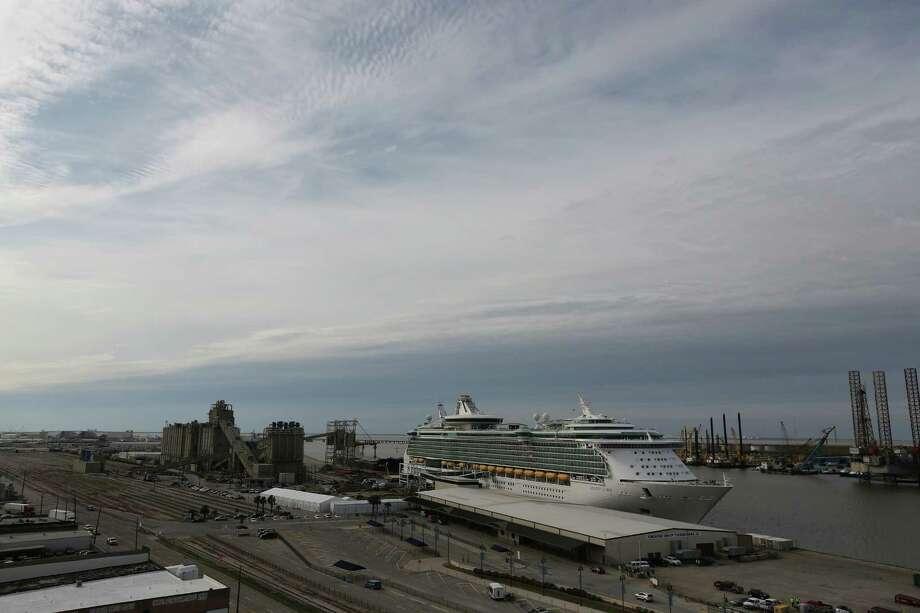 Galveston Welcomes New Cruise Ship, More Passengers