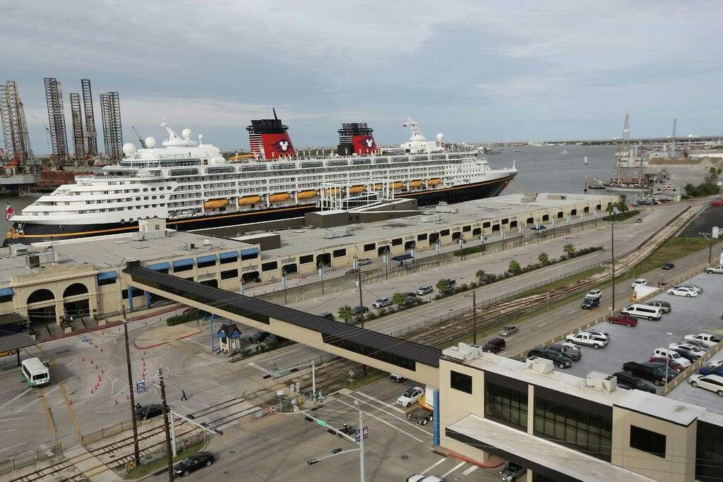 Galveston Port Explores Dronedetection Technology For Cruise - Galveston cruises 2015