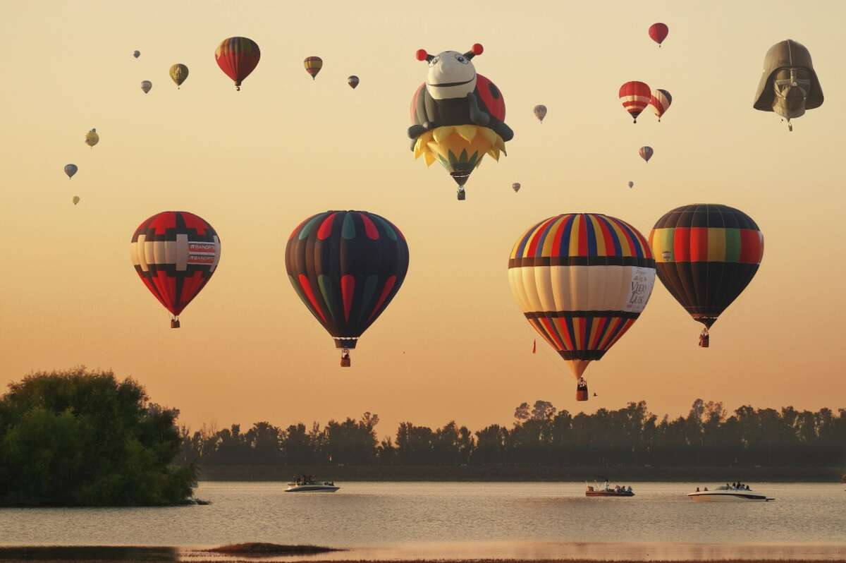 Take a hot air balloon ride The Adventure Flight at Adventure Balloon in Plymouth takes you up 5280 feet in the air and gives you views of all of Connecticut and surrounding states. It will set you back $500 per person. Website