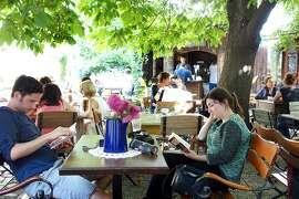 A vibrant café scene has reinvigorated Kraków's long-neglected Kazimierz neighborhood. RS14Summer_591.jpg