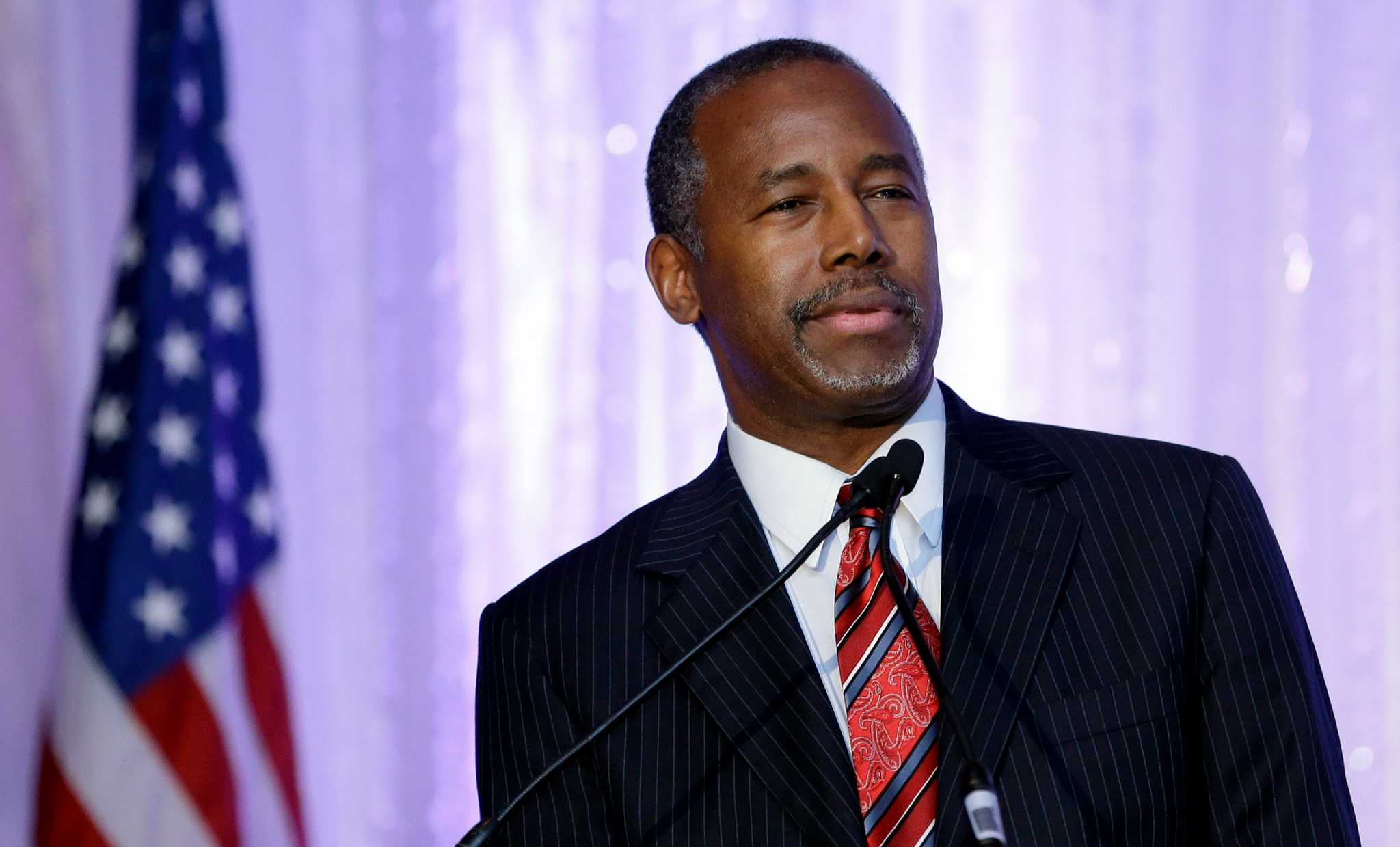 What's happening to Ben Carson? - HoustonChronicle.com