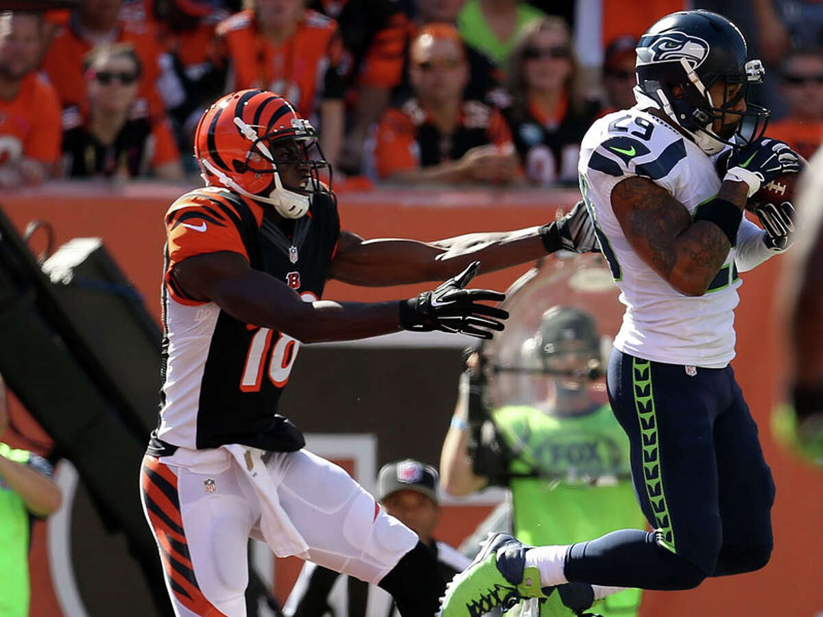 Pile up the picks Coming into play on Sunday, the Seahawks are tied with three other squads for the fewest interceptions on the season, with just three through their first eight games. That's nearly incomprehensible for a team that's averaged 18.6 picks per season since Pete Carroll took over in 2010. Sure, teams simply aren't testing Seattle deep as much as they used to, but with a disruptive pass rush and an all-star laden secondary, the Hawks should be picking off opposing quarterbacks with much more regularity.