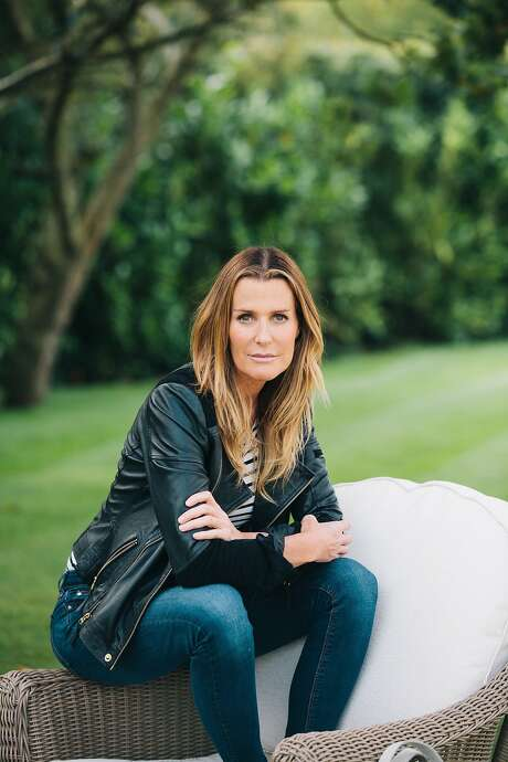 Tastemaker India Hicks, a former Ralph Lauren model who hails from British aristocracy, has launched her own lifestyle brand of accessories, fragrance and jewelry. Her lifestfyle line evokes the island life of her home turf, the Bahamas. She'll be coming to San Francisco Nov. 18 and 19 for trunk shows at Spruce restaurant and the Marin Country Mart. Photo: Brittan Goetz