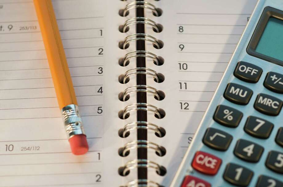 Many states moved to offer more personal finance courses on the heels of the Great Recession, hoping to instill practical money management skills to help the next generation avoid the pitfalls that many of their parents experienced. Close up of pencil, notebook and calculator Photo: Getty Images / Tetra images RF