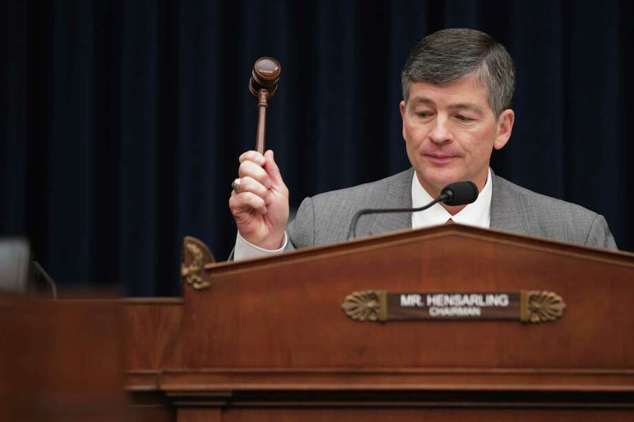 House Financial Services Committee Chairman Jeb Hensarling, R-Dallas, has waged a misguided battle against the U.S. Export-Import Bank. Fortunately, it appears that he has failed in his destructive mission. Photo: Chip Somodevilla /Getty Images / 2015 Getty Images