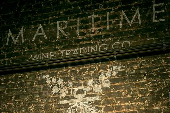 The interior of the Maritime Wine Tasting Studio in San Francisco, Calif. is seen on Friday, November 13th, 2015.