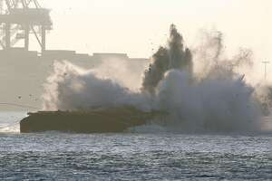 Bay Bridge pier blast spared endangered smelt, Caltrans says - Photo